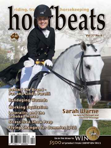 Hoofbeats issue Dec/Jan 2015