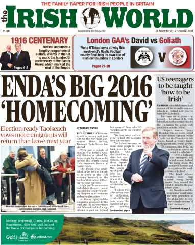 Irish World issue 1494