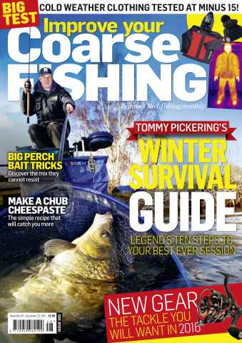 Improve Your Coarse Fishing issue 305