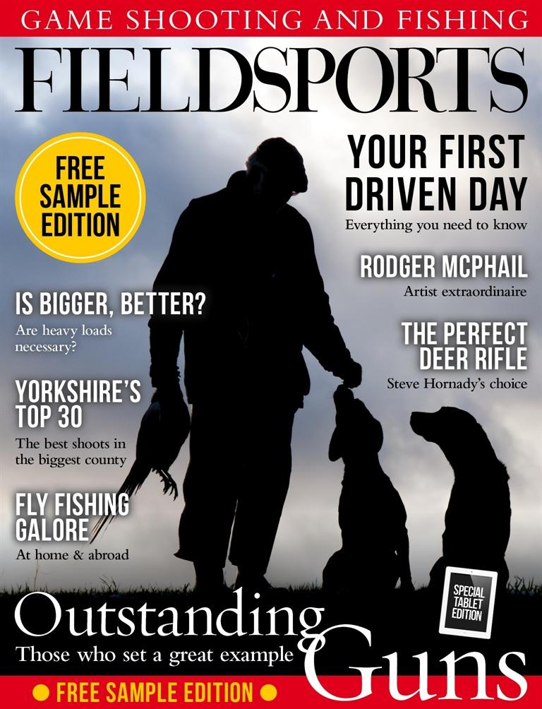 Fieldsports issue Fieldsports Magazine FREE sample issue