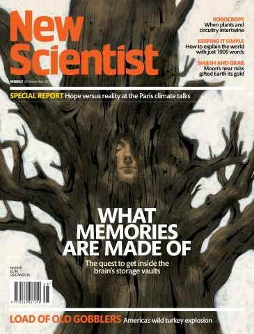 New Scientist issue November 28. 2015