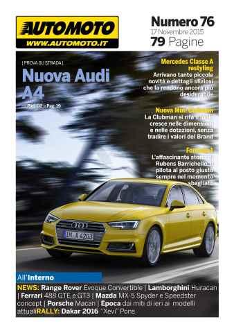 Automoto.it Magazine issue Automoto.it Magazine n. 76