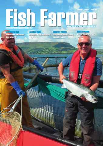 Fish Farmer Magazine issue October 2015