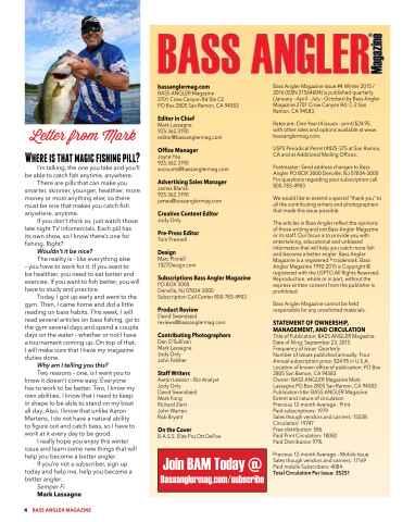 BASS ANGLER MAGAZINE Preview 6