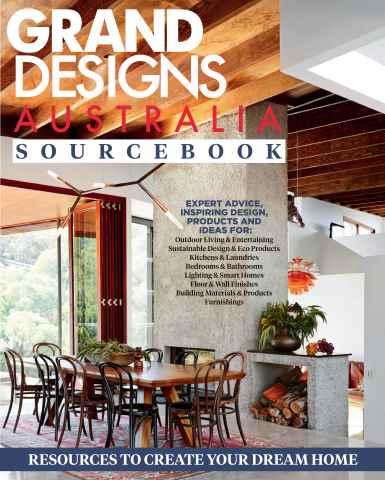 Grand Designs Australia issue Sourcebook 2015