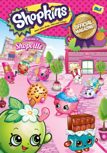 Shopkins issue Shopkins – Issue 5