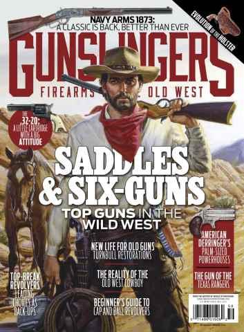Gun World issue Gunslinger Winter-Spring 2016