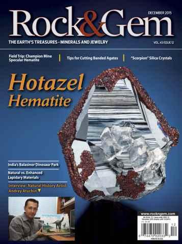 Rock & Gem Magazine issue December 2015