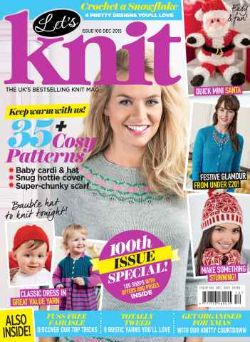 Let's Knit issue Dec-15