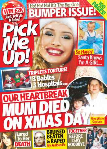 Pick Me Up issue 17th December 2015