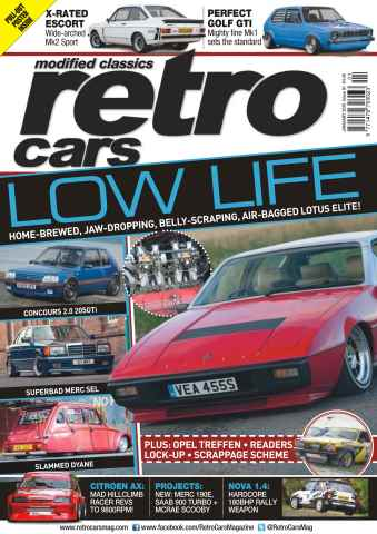 Retro Cars issue No. 91 Low Life