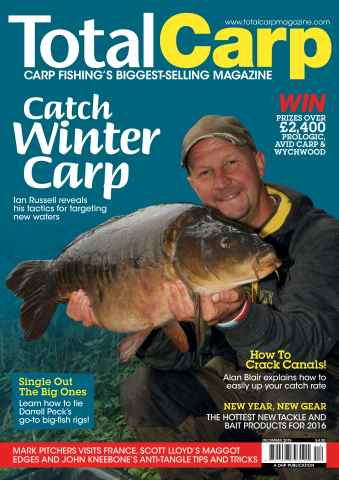 Total Carp issue December 2015