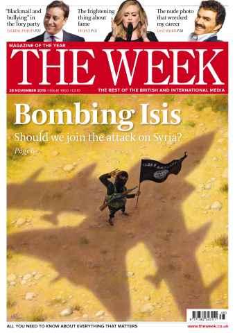 The Week issue November 28. 2015