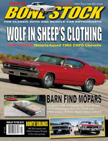 Bone Stock issue Bone Stock #4 Fall 2015