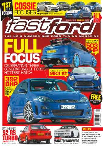 Fast Ford issue No. 365 Full Focus