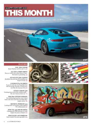 911 & Porsche World Preview 6