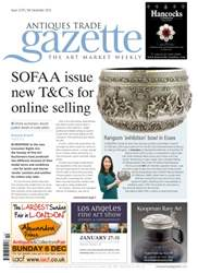 Antiques Trade Gazette issue 2219