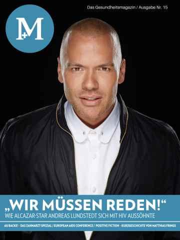 MÄNNER issue M+ Winter 201516
