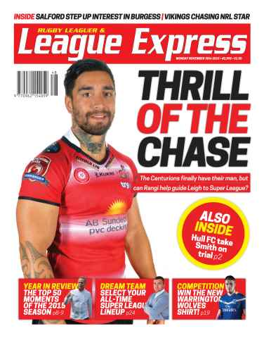 League Express issue 2995