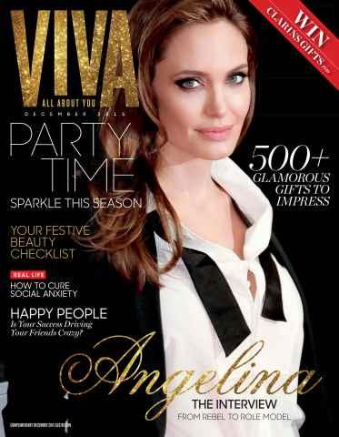 VIVA Magazine Middle East issue VIVA December Edition
