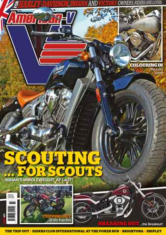 American-V issue Issue 77 - January February