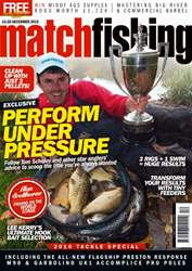 Match Fishing issue December 2015