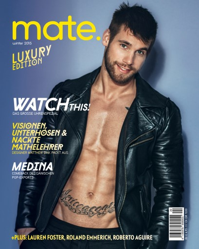 Mate Magazin issue Winter 2015
