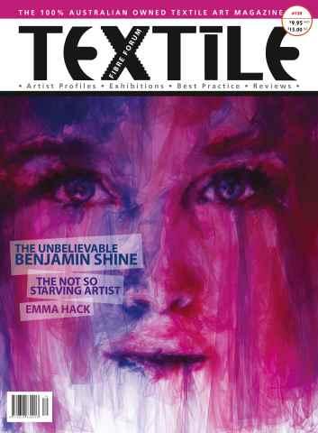 Textile Fibre Forum issue Textile Fibre Forum Issue 120