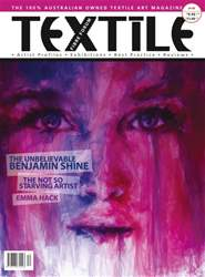 Textile Fibre Forum Issue 120 issue Textile Fibre Forum Issue 120