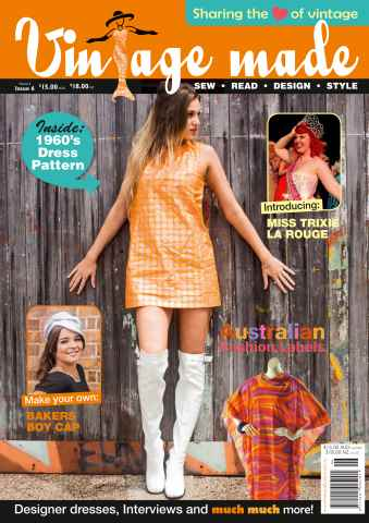 Vintage Made issue Vintage Made Issue 6