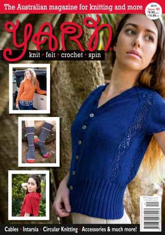 Yarn issue Yarn Magazine Issue 40