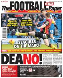 The Football League Paper issue 29th November 2015