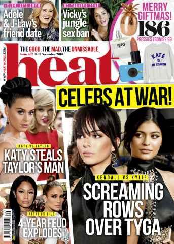 Heat issue 1st December 2015