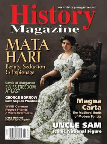 History Magazine issue Dec-Jan 2016