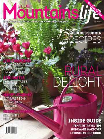 Blue Mountains Life issue Dec/Jan