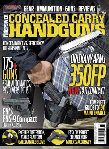 Conceal and Carry issue Winter-Spring 2016