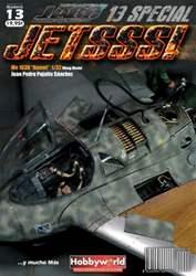 Jabo Magazine issue JABO 13 SPECIAL  JETSSS!