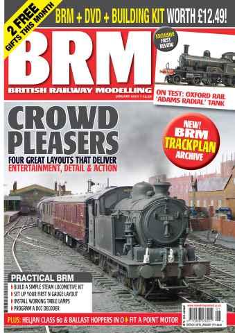 British Railway Modelling issue January 2016