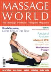 Massage World 90 issue Massage World 90