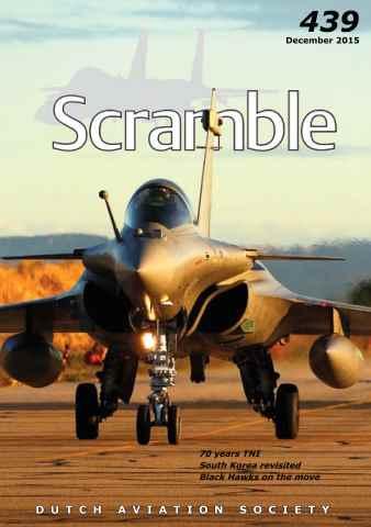 Scramble Magazine issue 439 - December 2015