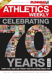 Athletics Weekly issue 03 December 2015