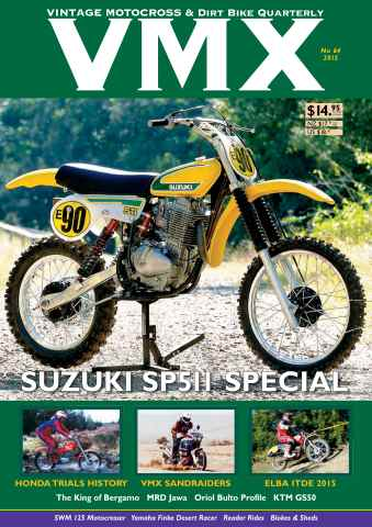 VMX Magazine issue 64