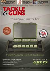 Tackle & Guns issue October 2011