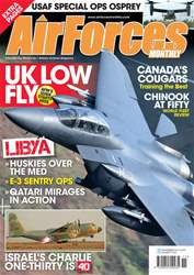 AirForces Monthly issue November 2011