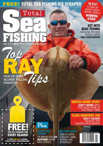 Total Sea Fishing issue January 2016