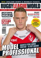 Rugby League World issue 367