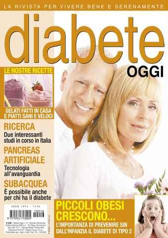 DIABETE OGGI issue N.16