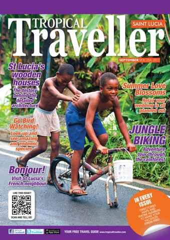 Tropical Traveller issue September 2011