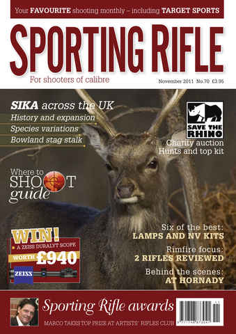 Sporting Rifle issue 70