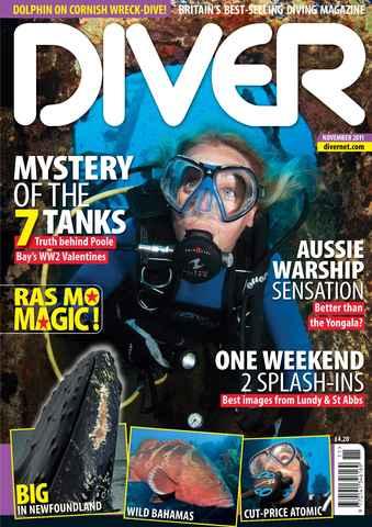 DIVER issue November 2011